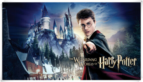 1000pcs Harry Potter Wooden Framless Jigsaw Puzzle Home Decoration DIY 02