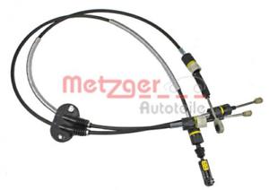 Schaltgetriebe für Schaltgetriebe METZGER 3150043 Seilzug
