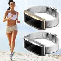 Fitness Pe Watch Bracelet Pedometer Step Walking Calorie Counter Sport Tracker