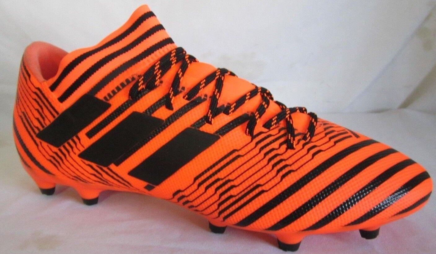 1f91708b4a2 Adidas Men Nemeziz 17.3 Fg Cleats Men Adidas Soccer Shoes 8