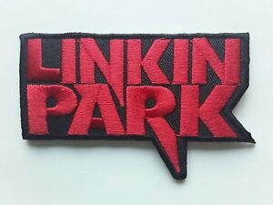 LINKIN-PARK-AMERICAN-HEAVY-METAL-ROCK-MUSIC-BAND-EMBROIDERED-PATCH-UK-SELLER