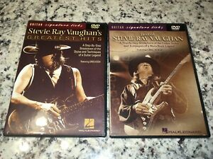 2-SRV-Guitar-Lesson-DVDs-Greg-Koch-Best-of-Greatest-Hits-BLUES