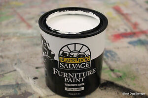 Image Is Loading Black Dog Salvage Furniture Paint 034 Clean Canvas