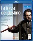 La Forza Del Destino Wiener Staatsoper Mehta 0814337010829 Blu-ray Region a
