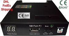 720kb 2DD Floppy Drive Connverter Emulator for Roland MC 50 , MC 80  + 8gb Flash