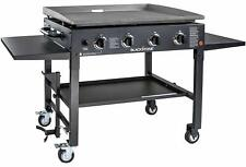 Commercial Restaurant Gas Gril Flat Top Countertop Heavy Duty Grill Food Griddle
