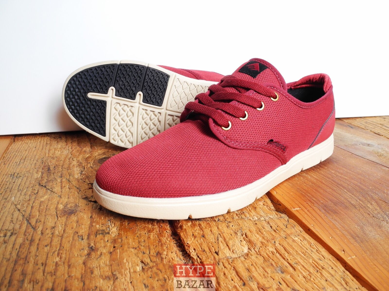 7f0409d4c43 EMERICA WINO CRUISER LT SHOE NEU GR US EMERICA SHOES BURGUNDY 9  nuwqbe2431-Athletic Shoes