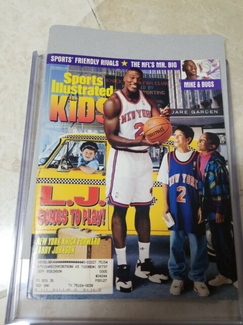 Sports Illustrated For Kids December 1996 Issue W Tiger Woods Rookie Card Rare