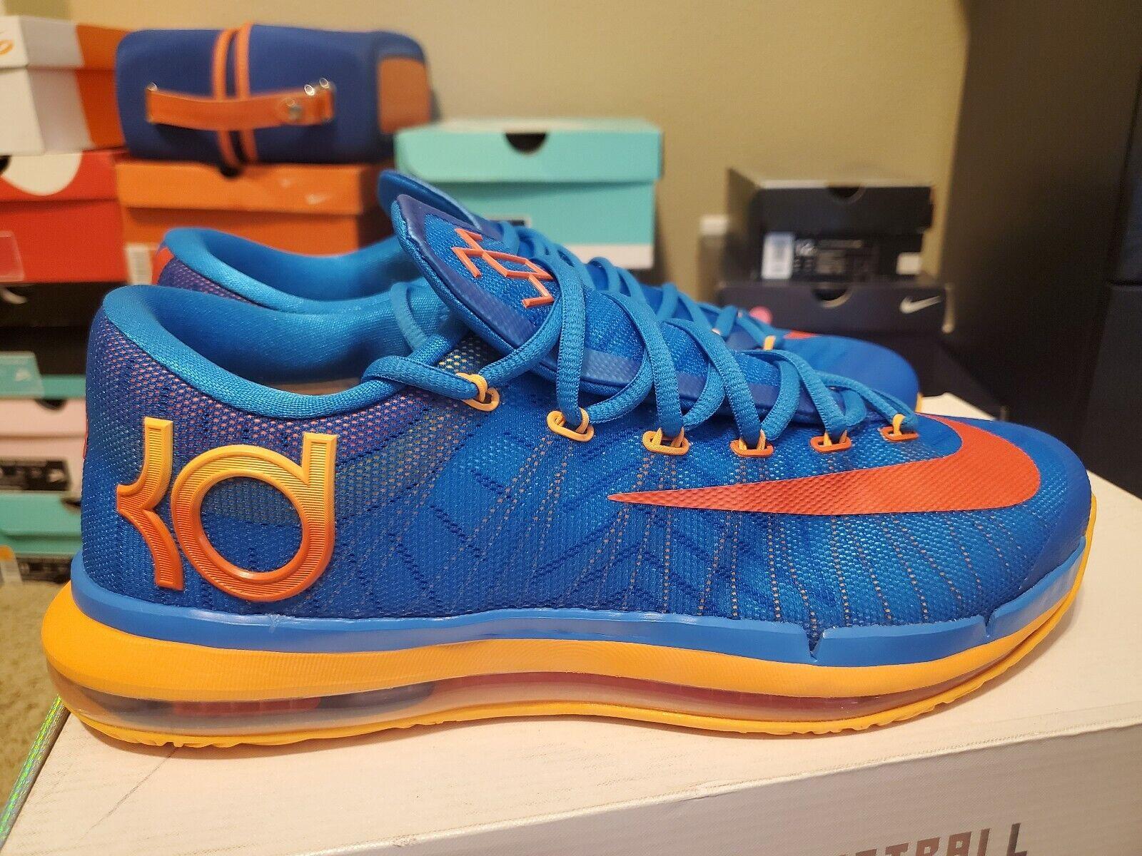 Size 11.5 - Nike KD 6 Elite Team for