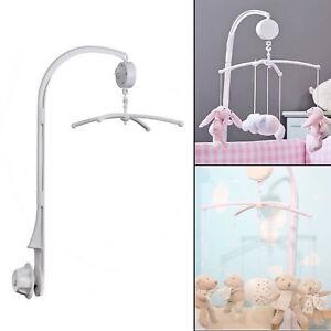 Baby-Neonato-mobile-letto-campana-giocattolo-braccio-titolare-staffa-Wind-Up-Carillon-fai-da-te-da