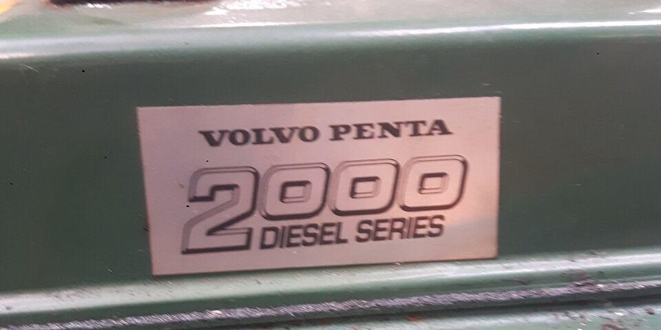 Volvo Penta 2002 indenbordsmotor, årgang 1986...