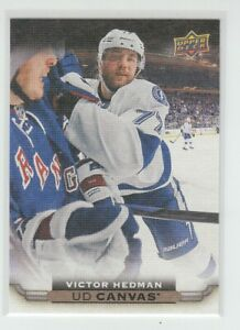 70090-2015-16-UPPER-DECK-CANVAS-VICTOR-HEDMAN-C80