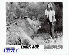Nikki Coghill w/monster VINTAGE Photo Dark Age