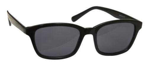 Sunglasses Mens Womens Large Designer Style Black UV400 UVS018 Inc Case