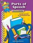 Parts of Speech Grades 3-4 by Sarah (Paperback / softback, 2002)