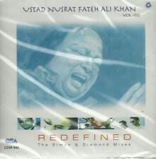 Nusrat Fateh Ali Khan - Redefined ( Simon & Diamond Mixes ) CD NEW / SEALED