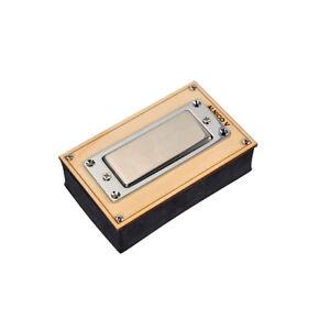 Vintage-Alnico-V-Covered-Neck-Humbucker-Pickup-for-LP-Mini-Box-Guitar-Echo-Organ
