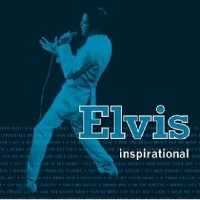 "ELVIS PRESLEY ""ELVIS INSPIRATIONAL"" CD NEUWARE"