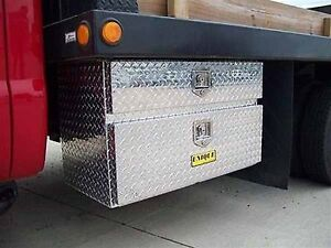 Truck Tool Box With Drawers >> Truck Tool Box 30 Underbody Toolbox With Drawer Ebay