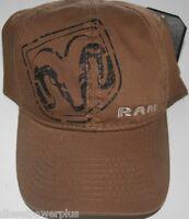 Dodge Ram Hat Baseball Cap Ball Cap Wear Real Logo Decal Base Head Mopar Rt