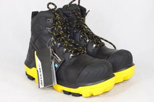 Stivali in Uk Eu 5 11485 da 6 impermeabili da Ctcp 9 pelle uomo '' 44 Dunlop lavoro zwzqrH