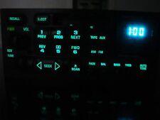 S10 SILVERADO SIERRA DELCO GM RADIO DISPLAY LIGHT BULBS FOR CD CASETTE STEREO