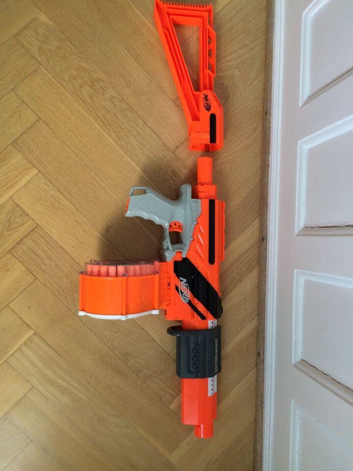 Våben, Gevær med magasin, Nerf