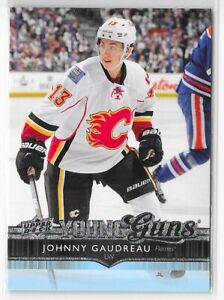 2014-15-UD-SERIES-ONE-YOUNG-GUNS-ROOKIE-JOHNNY-GAUDREAU-CALGARY-FLAMES