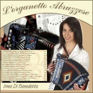 CD-Organetto-Abruzzese-Fisarmonica-Liscio-Folk-Pop-Accordion-Accordeon-Acordeon