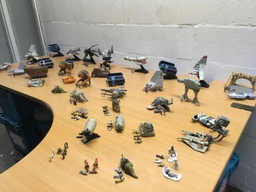 Star Wars Action Fleet Bateaux Véhicules figures Vous Choisissez rare lots disponibles