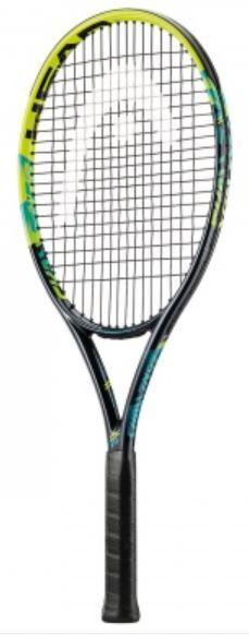 Head IG Challenge Lite verde Lusso manico l2 4 1/4 Racchetta Tennis