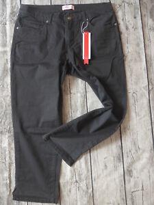 Sheego-Jeans-Stoffhose-7-8-Hose-Gr-40-54-Grau-478-NEU