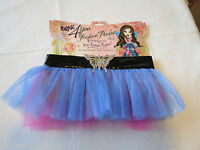Girls Bratz For You Fashion Pixiez Skirt 350712 Ages 4+ Blue Pink Tutu