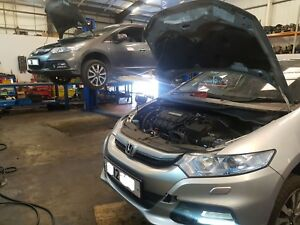 Honda Insight Cvt Auto Automatic 1 3 2009 2014 Gearbox Recon Fitted