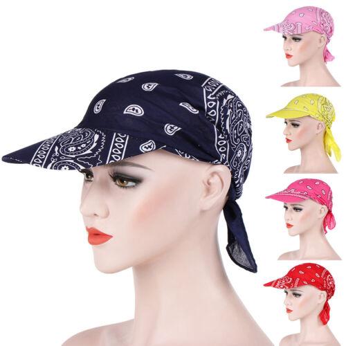 Women/'s Summer Beret Sun Hat Lady Outdoor Cloth Kerchief Headscarf Cap  Newly