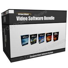 Video movie editing modifica authoring DVD Schermo REGISTRATORE SOFTWARE BUNDLE