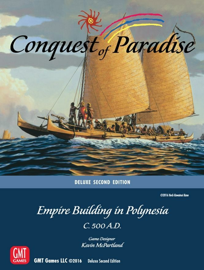 Conquest of Paradise Paradise Paradise Deluxe 2(e), NEW a450b3