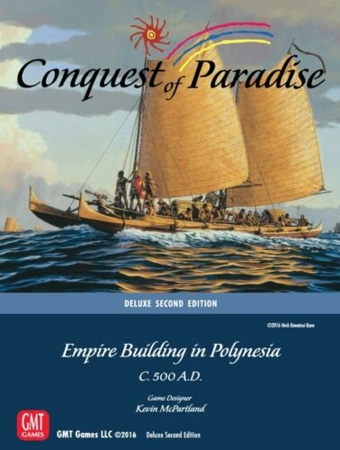 Conquest of Paradise Deluxe 2e, NEW