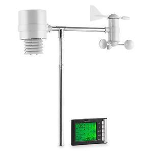 Stazione-Meteo-Metereologica-Barometrica-Tempo-Sensori-Umidita-Vento-Display-LCD