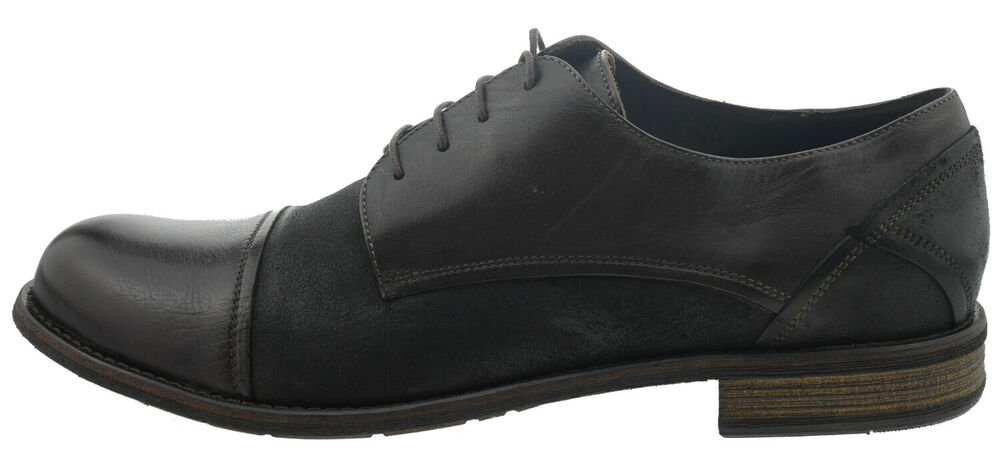 106180-1601 Gino Rossi Business Chaussure Lacée Cuir Marron Eur 44