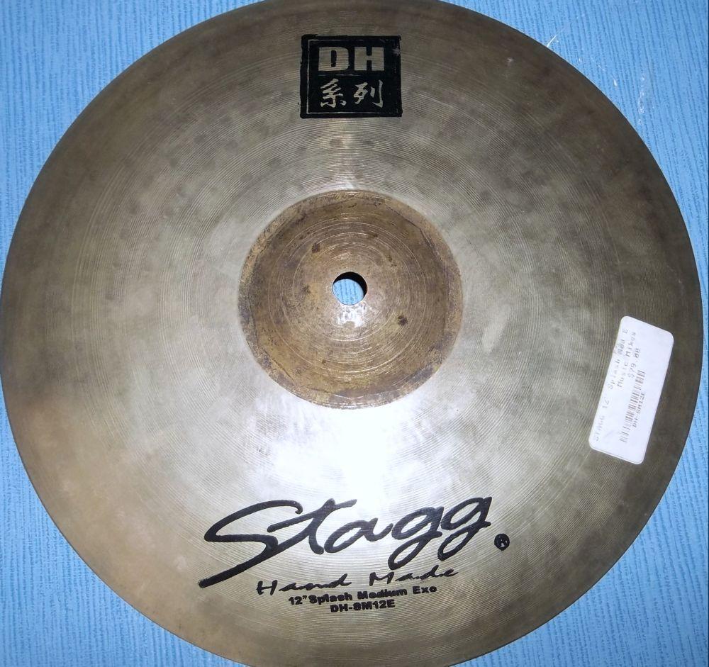 Stagg DH-SM12E 12  Medium Splash Cymbal