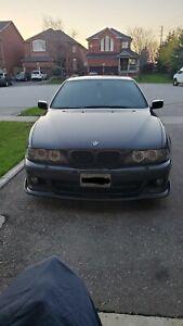 2001 BMW 5 Series 540