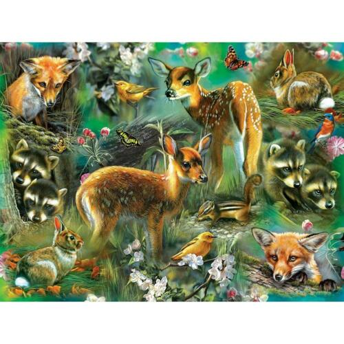 5D DIY Diamond Painting Embroidery Cross Crafts Stitch Kits Wall Art Decor Gifts