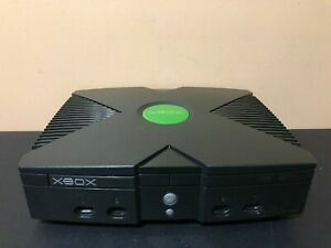 Original-OG-Xbox-Console-Only-Clean-amp-Tested-Fast-Shipping-Please-Read