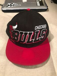 d211b81a5b7 Chicago Bulls Men s New Era Vintage Black Logo Windy City NBA ...