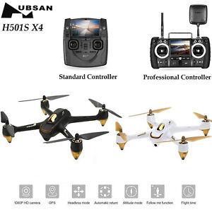 Hubsan H501S X4 FPV Brushless 1080P HD Camera GPS 6...