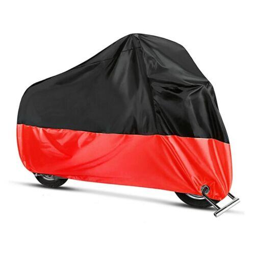 Motorrad Abdeckplane XL für BMW F 800 GT// R// S// ST C 650 GT// Sport sw-rd