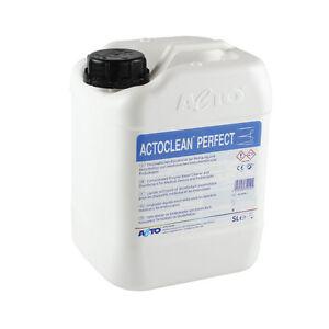 Clever Acto Actoclean Perfect Enzym Instrumentendesinfektion Und Für Geräte 6,38 €/1l Desinfektionsmittel Ärztebedarf