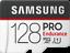 miniatura 1 - Tarjeta Micro SD 128 GB Samsung Pro Endurance, 100 MB/s, Full HD  o 4K