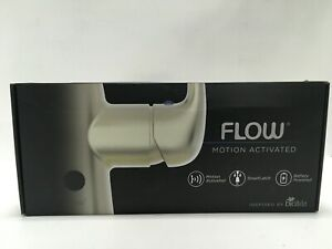 Flow Motion Kitchen Faucet Single-Handle Pull-Down Sprayer Brushed Nickel